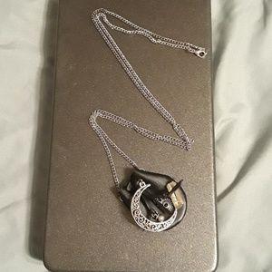 F21 Medicine Pouch Gypsy Necklace!